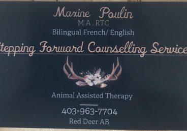 Maxine Poulin-Red Deer